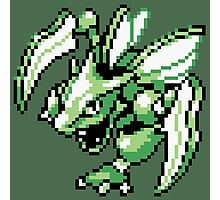 Scyther - Pokemon Red & Blue Photographic Print