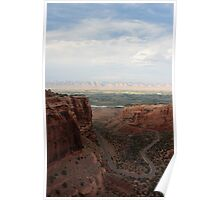 Colorado National Monument 2 Poster