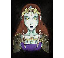 Possessed Zelda Photographic Print
