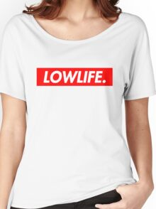 LOWLIFE. Women's Relaxed Fit T-Shirt