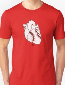 I Heart Baseball Unisex T-Shirt