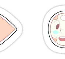 Pearl Points Sticker Sheet Sticker
