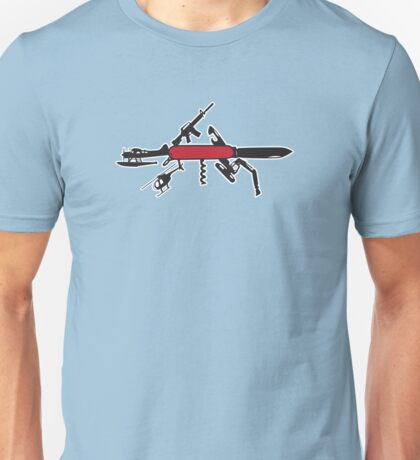 Multi-Tool Tee Shirts and More Unisex T-Shirt