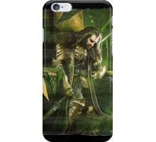The Hobbit - King Under the Mountain Paint Splash  iPhone Case/Skin