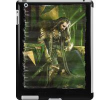 The Hobbit - King Under the Mountain Paint Splash  iPad Case/Skin