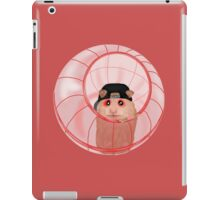 J Hamster Ball Cartoon iPad Case/Skin