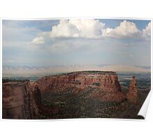 Colorado National Monument 3 Poster