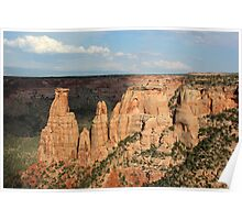 Colorado National Monument 9 Poster