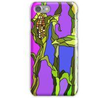 Corn Stalk Impression  iPhone Case/Skin