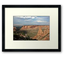 Colorado National Monument 13 Framed Print