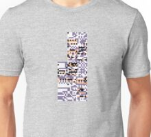 MISSINGNO. - Pokemon Red & Blue Unisex T-Shirt