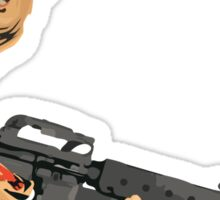 Scarface - Tony Montana Sticker