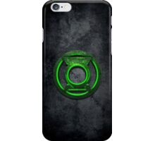 Green Lantern iPhone Case/Skin