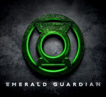 Green Lantern by BigRockDJ