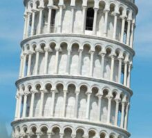 Leaning Tower of Pisa, Italy - Torre di Pisa, Italia Sticker