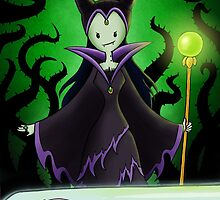 Maleficene by NikkiWardArt
