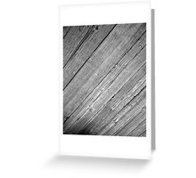 WOOD_PATTERN_2 Greeting Card