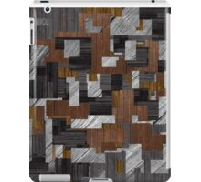 WOOD_PATTERN_3 iPad Case/Skin