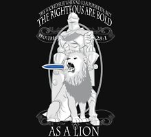 As A Lion Unisex T-Shirt
