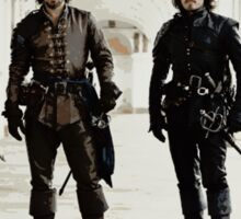 Musketeers 6 Sticker