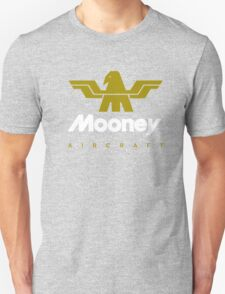 Mooney Vintage Aircraft USA Unisex T-Shirt