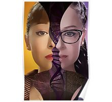 Orphan Black - Sestras  Poster