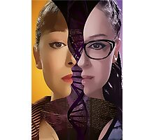 Orphan Black - Sestras  Photographic Print