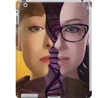 Orphan Black - Sestras  iPad Case/Skin