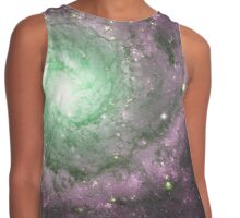 Spaced out. Contrast Tank