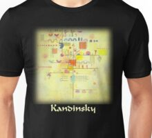 Kandinsky - Gentle Ascent Unisex T-Shirt