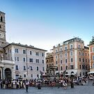 St. Mary's in Trastevere by Roberto Bettacchi