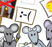Mice 12 Sticker