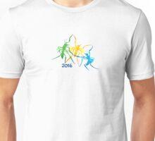 Zika 2016 - Rio Unisex T-Shirt