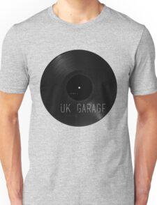 UK Garage Vinyl Unisex T-Shirt