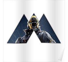 Destiny- Warlock Poster