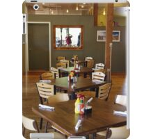 Table Alignment And A Selfie iPad Case/Skin