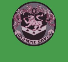 Olympic Coven Circle One Piece - Short Sleeve