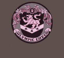 Olympic Coven Circle Womens Fitted T-Shirt