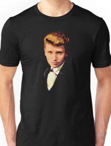 Johnny Hallyday wonderful and exclusive design! Unisex T-Shirt