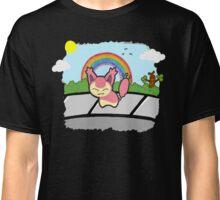 skitty on a walk Classic T-Shirt