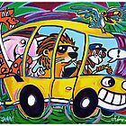 'Jungle Bus' by Jerry Kirk