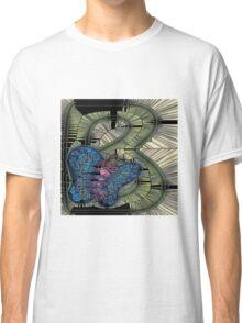 Alphabet Mosaic Letters - B Classic T-Shirt