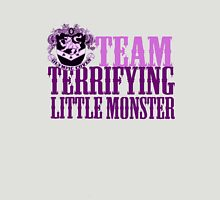 Team Terrifying Little Monster Womens Fitted T-Shirt