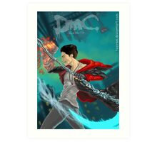 DMC Art Print