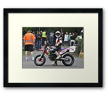 its jimmy,jimmy hodges Framed Print