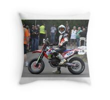 its jimmy,jimmy hodges Throw Pillow