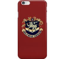 Red Olympic Coven Phone Case iPhone Case/Skin