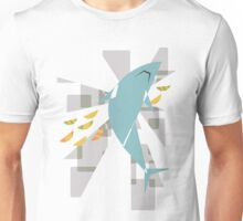 20th Century Shark Unisex T-Shirt