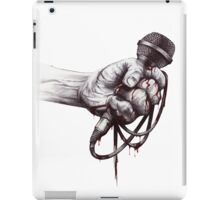 Hardcore Fist iPad Case/Skin