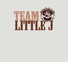 Team Little J Womens Fitted T-Shirt